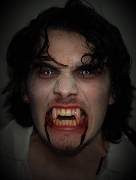 Jimmy vampire